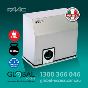 Faac C851 Sliding Motor