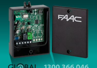 17 787747 Faac 2 Or 4 Channel Add On Receiver