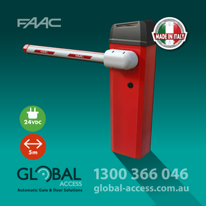 Faac B614 Barrier Boom 1