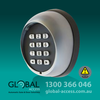 1038 0010 Vandal Proof Wireless Keypad 1