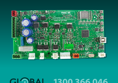 1518 0004 Faac E721 Gate Control Board