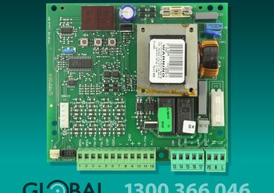 1518 0002 Faac 740 D Gate Control Board