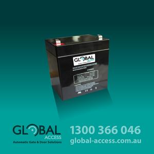 5106 0001 Battery 12 V 5 Amp