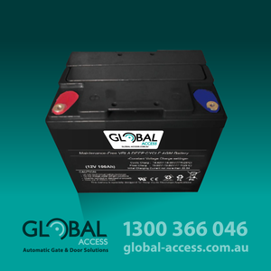 5106 0007 Battery 12 V 100 Amp