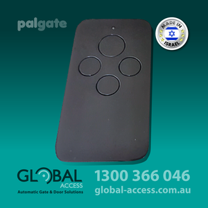 1818 0004 Pal Gate 4 Button Remote