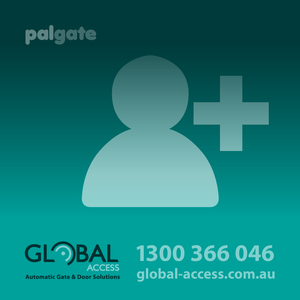1849 0001 Palgate User Upgrade
