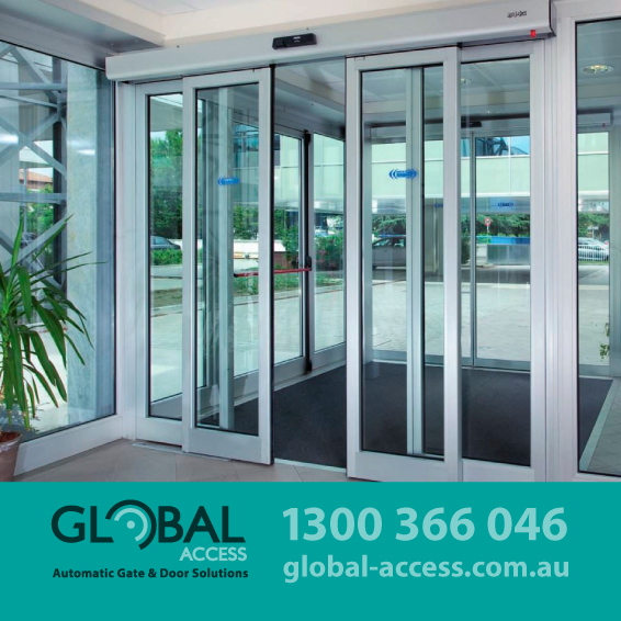 Automatic Doors Global Access