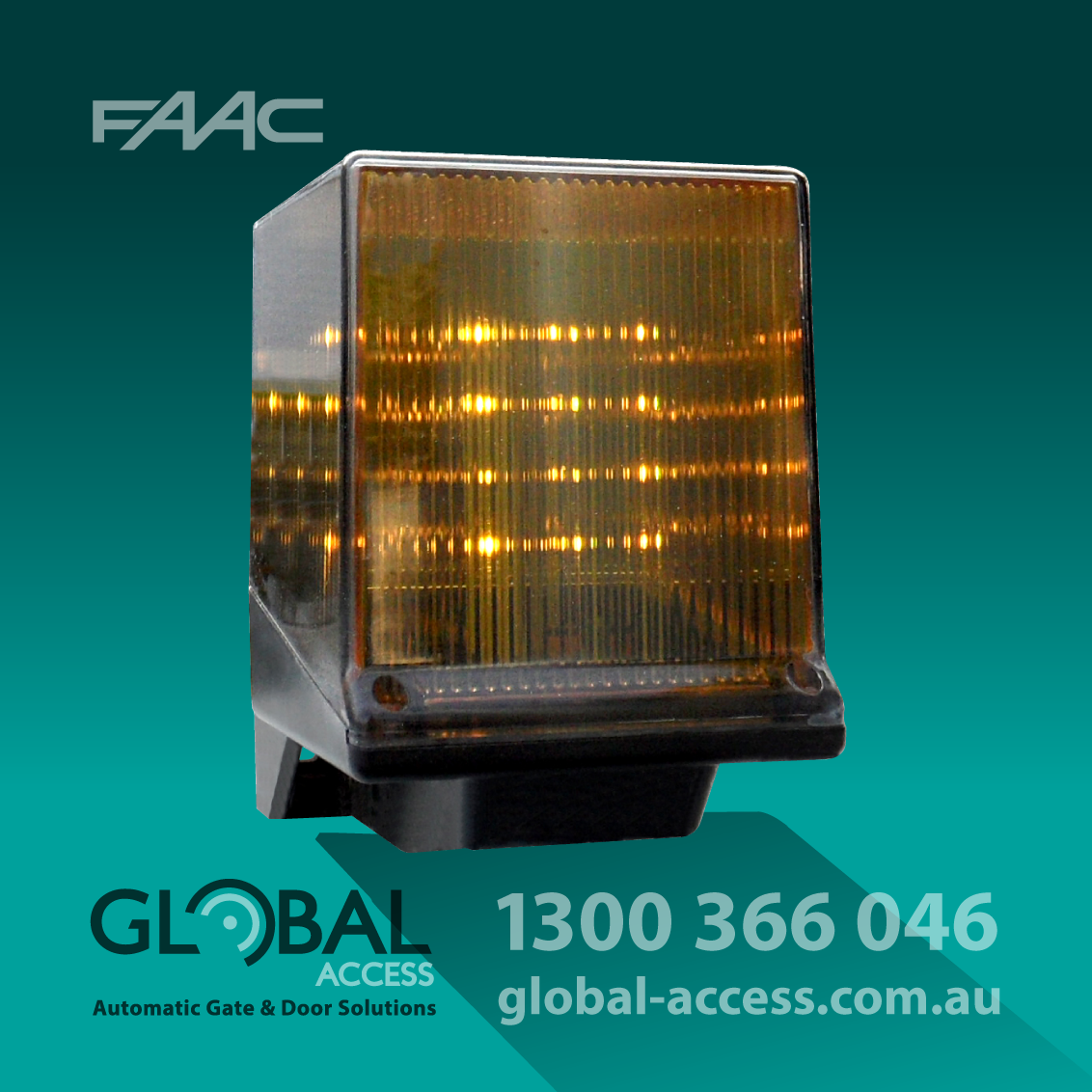 Faac 240v Led Flashing Light Global Access