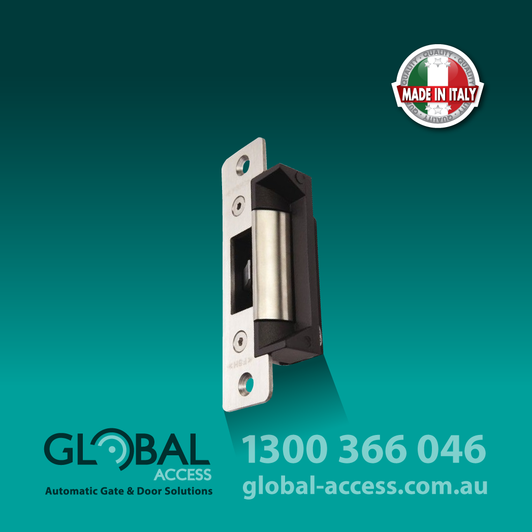 Electric Door Strike Fsh 12 24v Dc Global Access